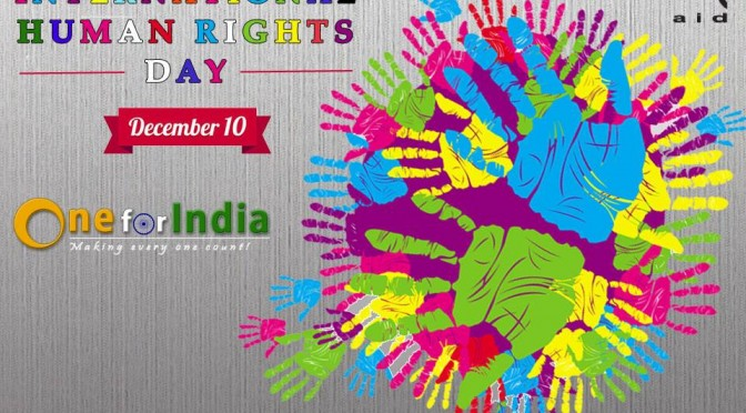 STATEMENT ON HUMAN RIGHTS DAY  – Justice in the USA and India