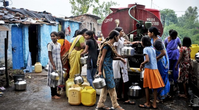Bhopal Water Pollution Victims Ask Appeals Court to Hold Union Carbide Accountable