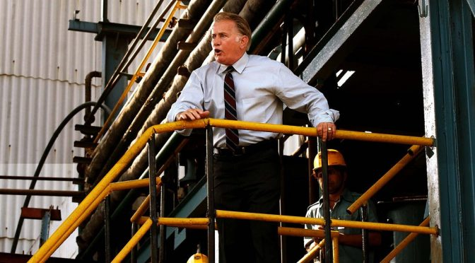 Martin Sheen Joins Investors' Call on DowDuPont to Reveal True Costs of Bhopal Disaster