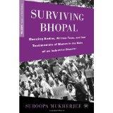 Suroopa Mukerjee book Surviving Bhopal
