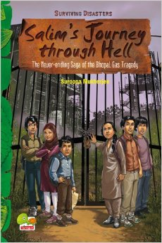 Suroopa Mukerjee children book journey through hell