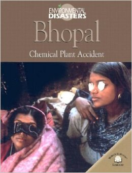 Bhopal: Chemical Plant Accident book children Nichol Bryan