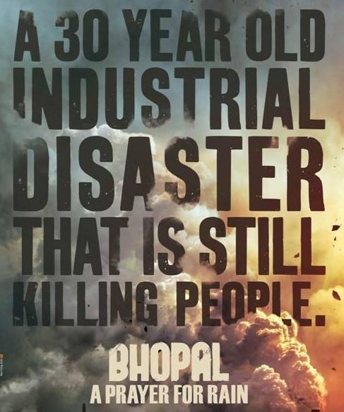 Bhopal: A Prayer for Rain poster film