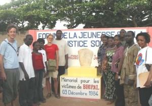 Togo Forum Bhopal Memorial