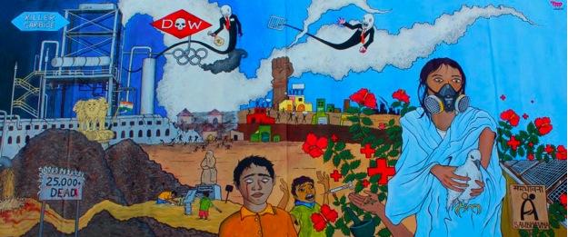Bhopal mural