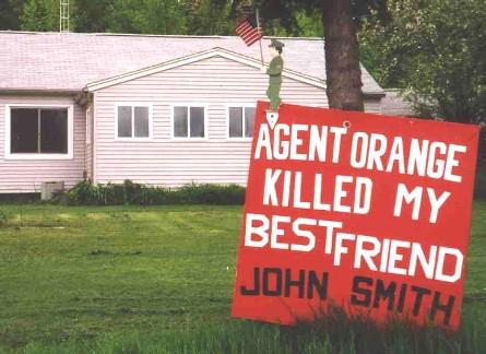 Agent Orange Killed My Best Friend