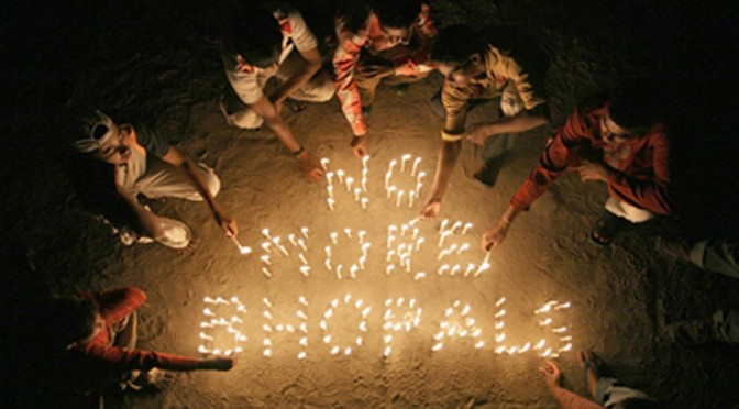 Why Bhopal Matters