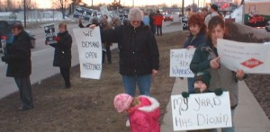 dioxin protests 1
